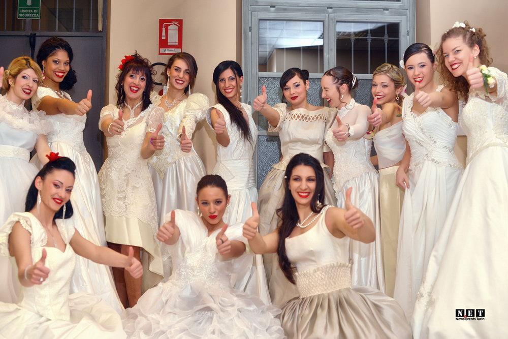 Свадебные наряды на конкурсе Мисс Торо Граната