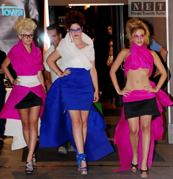 Необычные показы мод в Италии странности итальянской моды Турин Показ моды на крыше ФИАТ