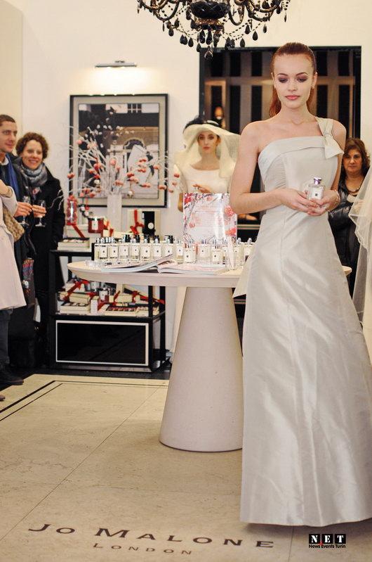 Sfilata spose via Lagrange Torino