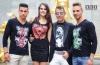 Показ моды в Голден Палас Турин Италия
