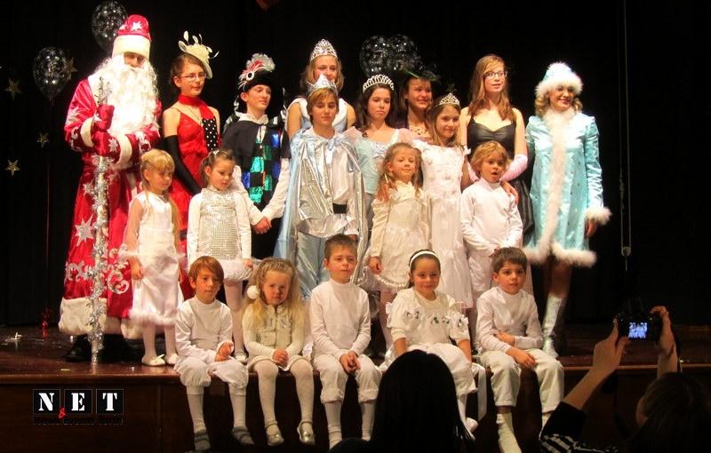 Русский театр Турин Новый год