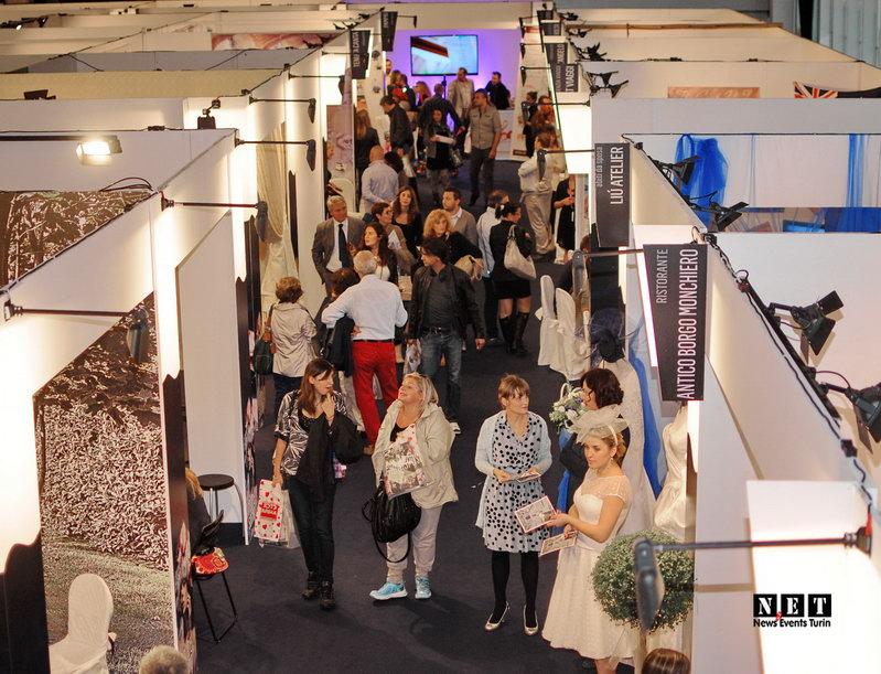 В Италии прошла свадебная выставка Турин