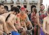 Ciclonudista Torino foto e video WNBR