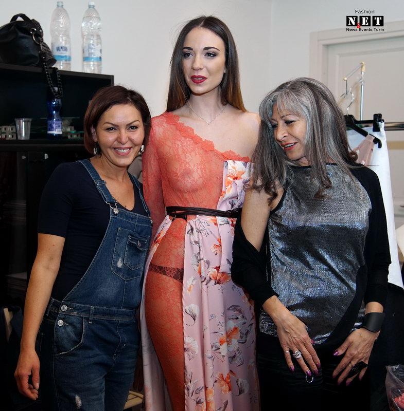 Michela Chilicos stilista Torino nuovi talenti alta moda 2017
