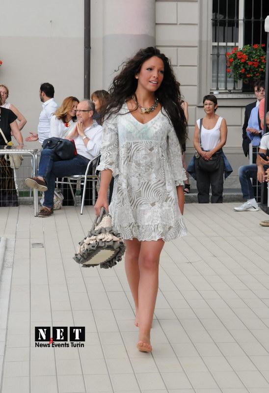 Moda Torino Elia Tarantino Kaushka Тенденции итальянской моды лето 2014