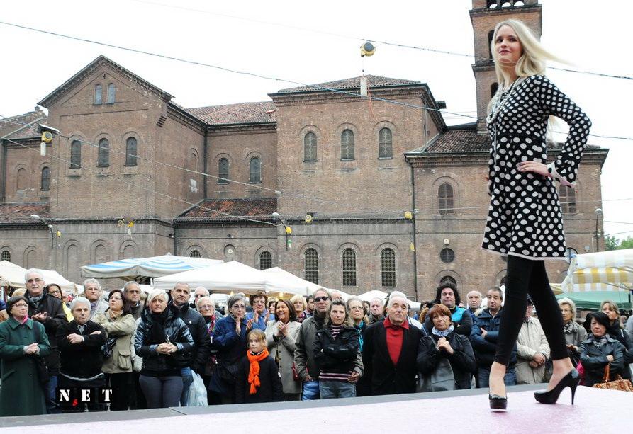 Elia Tarantino sfilata Crocetta Federica Tos Torino