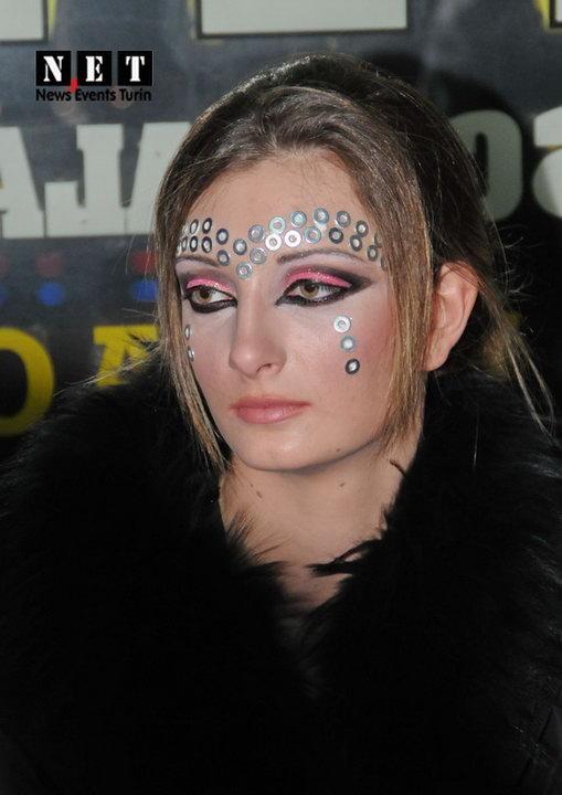 Sfilata di moda Torino BackStage Mitho