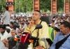 eid el fitr festa di conclusione il mese sacro di ramadan a torino 2012