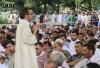 Выступление перед мусульманами Турин Италия