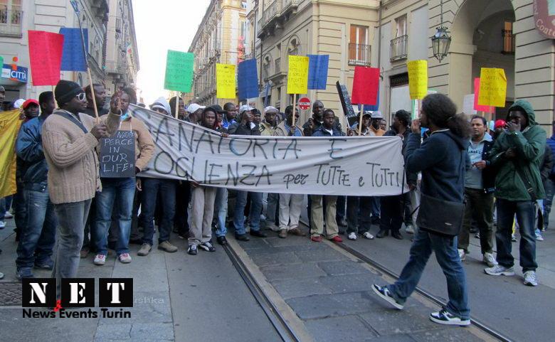 protesta-manifestazione-rifugiati-di-libia-a-torino-35