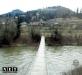 Мост через реку в Румынии