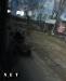 Лошадиные повозки на дороге в Румынию