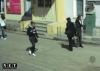 На улицах Румынии