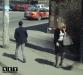 Румыны на улице в поселке