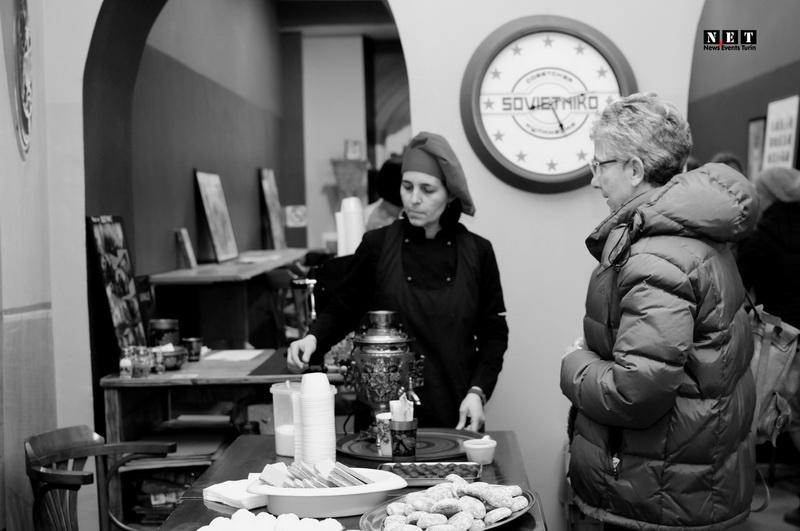 Магазин русская кухня Италия Турин