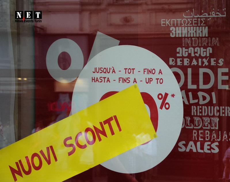 Италия итальянцы скидки и распродажи Турин