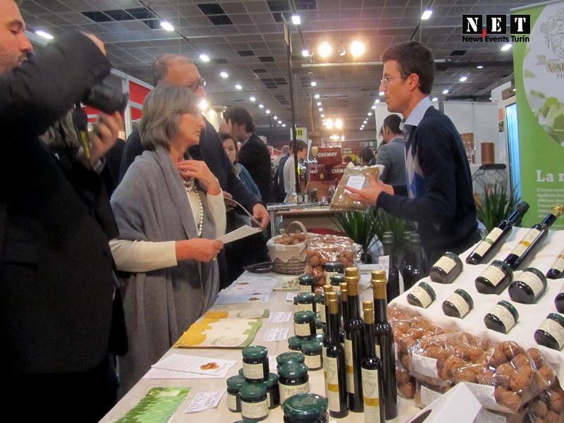 Salone del gusto Torino салон вкуса Турин Италия
