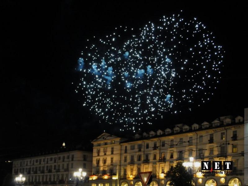Fuochi d'Artificio San Giovanni Torino 2013