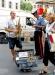 Белорус играющий на саксафоне в Сан Ремо