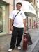 Турист из казахстана в Сан Ремо