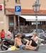 Уличная фотография Сан Ремо