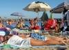 Ласки молодых на пляжах Лигурии