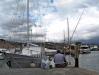 Рыбаки в порту Сан Ремо