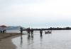 Лигурийский пляж Сан Ремо