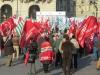 sciopero per un servizio sanitario pubblico universale