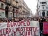 Тысячи итальянских студентов на забастовке