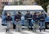 Полиция Италии, забастовка студентов