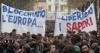 Тысячи манифестантов в Италии Турин