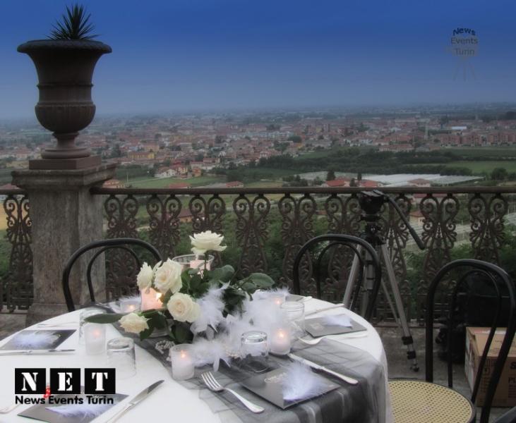 Видеосъемка в Италии в живописных местах и замках Пьемонта