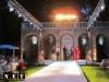 Показ высокой итальянской моды в замках Италии