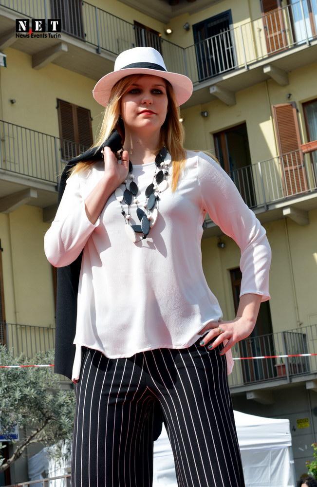 La Moda Atrigianato e Vintage - Torino - NET Sfilata mercato Crocetta