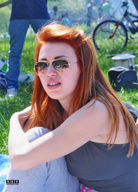 Русские девушки в Турине Италии самые красивые