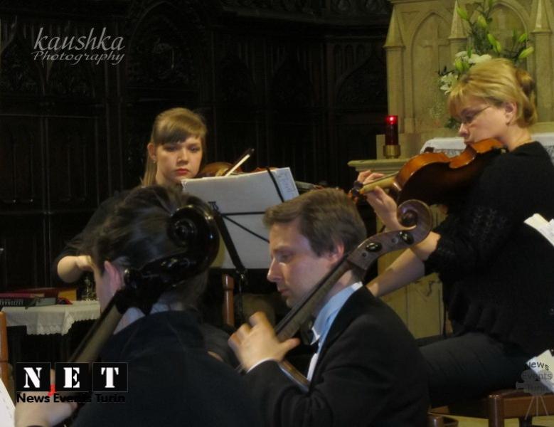 """Симфонический оркестр """"Klassica"""" в Италии Турин"""