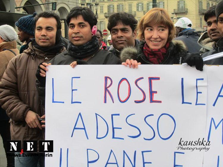 Политические беженцы из разных стран и континентов стекаются в итальянский Турин