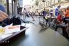 Turin Italy Street foto 05 2017