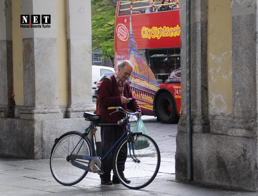 Street Photo Turin Italy april 2014