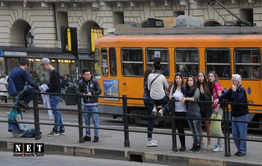 Фотографии из серии уличная фотография Турина