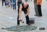 Artista di strada Faras Torino
