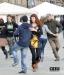 Традициональные танцы Пьемонта в центре Турина