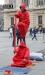 Цыгане левитируют на улице Турина