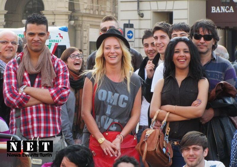 уличная мода италии лето 2012