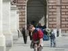 Турист в Турине