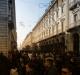 A Torino un gruppo di autonomi ha prima accerchiato