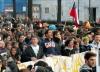 Torino: cariche contro gli studenti per difendere Bankitalia