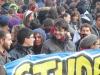 Torino, scontri polizia-studenti: 4 feriti