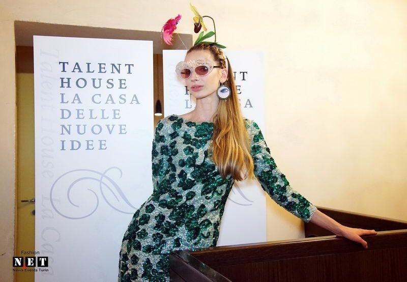 Дом талантов в Турине поиск новых идей моды Идеи туринских миланских дизайнеров. Модный маркет Talent House